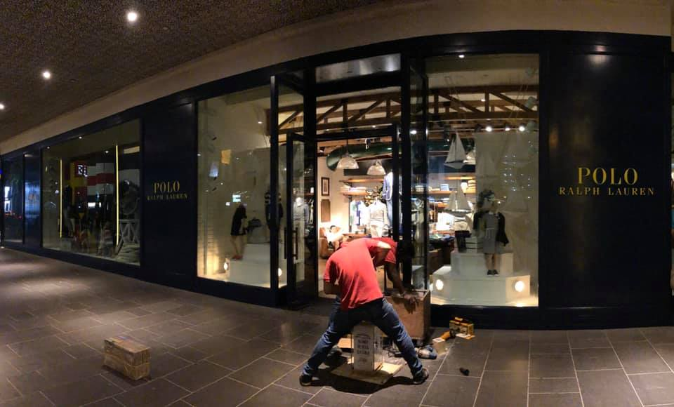 Polo Ralph Lauren x YR Live at Shaw Centre Point Singapore 2019